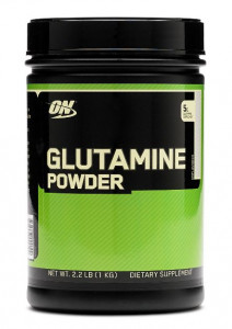 Аминокислота Optimum Nutrition Glutamine Powder 1000 г без вкуса (4384301002)