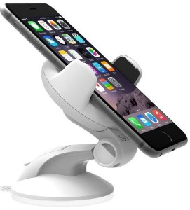 Автодержатели iOttie Easy Flex 3 Car Mount Holder Desk Stand iPhone 6, 6 Plus, 5s, 5c, 4s and Smartphones - White HLCRIO108WH
