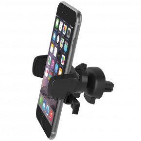 Автодержатель Iottie Easy One Touch Mini Universal Car Mount Holder Cradle Black (HLCRIO124)