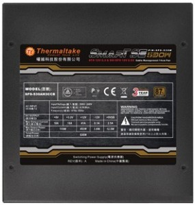 Блоки питания Thermaltake Smart SE 530W (SPS-530MPCBEU) 4