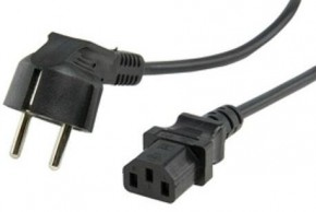 Кабель ATcom Power Supply Cable CEE 7/7 - IEC C13 3m 5