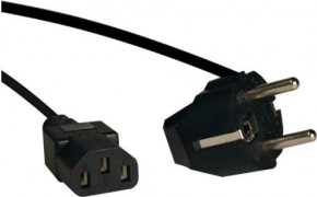 Кабель ATcom Power Supply Cable CEE 7/7 - IEC C13 3m 6