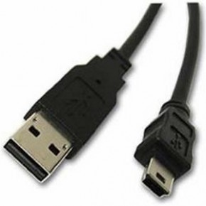 Кабель Atcom USB 2.0 AM/Mini USB (5 pin) 0.8M (3793)