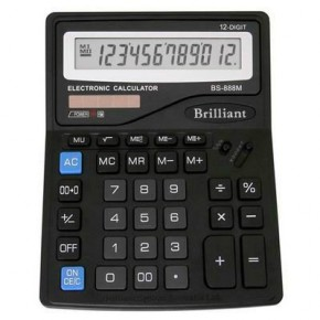 Калькулятор Brilliant BS-888М (BS-888M)