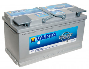 Аккумулятор Varta Start Stop plus AGM G14 95 А/ч (595901085)
