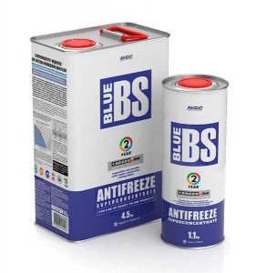 Антифриз Xado Antifreeze Blue BS -40 20л
