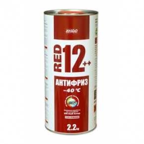 Антифриз Xado Antifreeze Red 12++ -40 20л