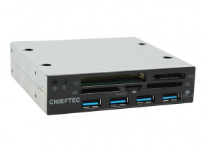 Кардридер Chieftec CRD-801H