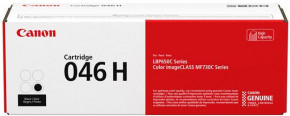 Картридж Canon 046H LBP650/MF730 Black (1254C002)