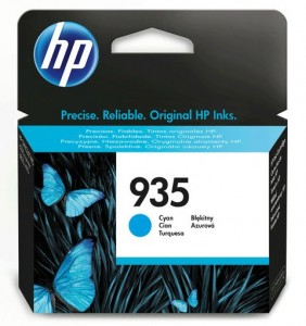 Картридж HP No.935 Officejet Pro 6230/6830 Cyan (C2P20AE) 3