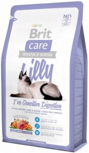 Корм для котов Brit Care Cat Lilly I have Sensitive Digestion 7кг