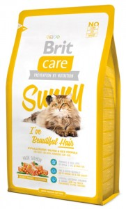 Корм для котов Brit Care Cat Sunny I have Beautiful Hair 7кг