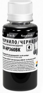 Чернила ColorWay Epson XP103/600 EW610BK 100мл Black (CW-EW610BK01)