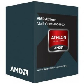 Процессор AMD Athlon X4 845 (Socket FM2+) BOX (AD845XACKASBX)