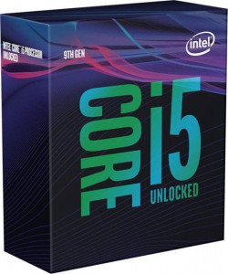 Процессор Intel Core i5 9600K 3.7GHz Box (BX80684I59600K)