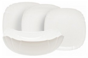 Сервиз Luminarc Lotusia H3902 white (30 предметов)