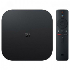 Медиаплеер Xiaomi Mi Box S 4K 2/8GB International Edition Black (MDZ-22-AB) *EU 4