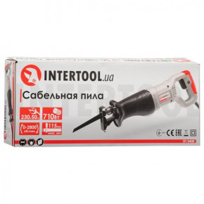 Сабельная пила Intertool 710Вт DT-0400 6