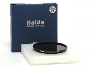 Светофильтр Haida Slim PROII Multi-coating ND 0.9 8x Filter 62mm
