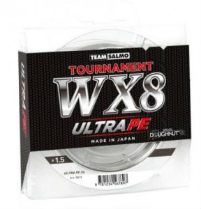 Шнур Salmo Team Tournament WX8 Ultra PE 150 м (5013-015)