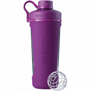 Шейкер BlenderBottle Radian Glass 820 ml  Plum