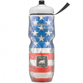 Бутылка Polar Bottle Graph Stars And Stripes 42oz (IB42GRSandS)