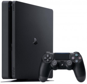 Игровая приставка Sony PlayStation 4 1TB Slim + игра Red Dead Redemption 2 4