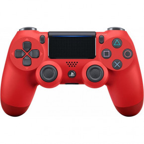 Геймпад Sony PS4 Dualshock 4 V2 Magma Red