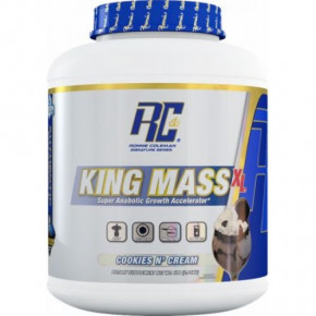 Гейнер Ronnie Coleman King Mass XL 2700 г Печенье (4384300886)