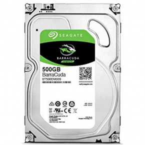 "Жесткий диск Seagate BarraCuda 3,5"" (ST500DM009)"