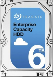 Жесткий диск Seagate Enterprise Capacity 6ТB 7200rpm 128MB ST6000NM0115 3.5 SATA III
