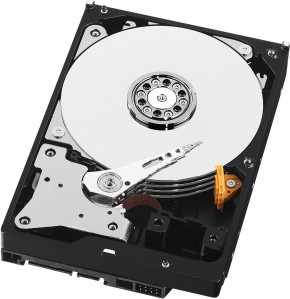 Жесткий диск Western Digital 500Gb Blue (WD5000AZLX) 3