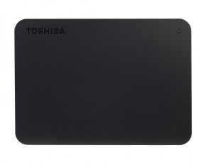 Жесткий диск Toshiba HDD ext 2.5 USB 2.0TB Canvio Basics Black (HDTB420EK3AA)