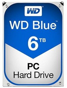 Жесткий диск Western Digital Blue 6TB WD60EZRZ