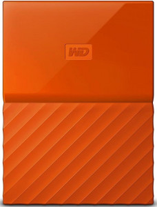 Жесткий диск Western Digital HDD ext 2.5 USB 2.0TB My Passport Orange (WDBS4B0020BOR-WESN) 2