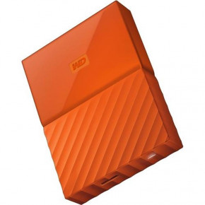 Жесткий диск Western Digital HDD ext 2.5 USB 2.0TB My Passport Orange (WDBS4B0020BOR-WESN) 3
