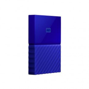 Жесткий диск Western Digital HDD ext 2.5 USB 2.0Tb My Passport Blue (WDBS4B0020BBL-WESN)