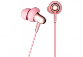 Наушники 1More Stylish Wired Rose Pink E1025 3