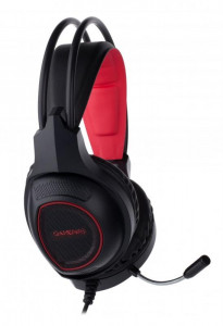 Наушники GamePro Headshot HS560 Black/Red 7