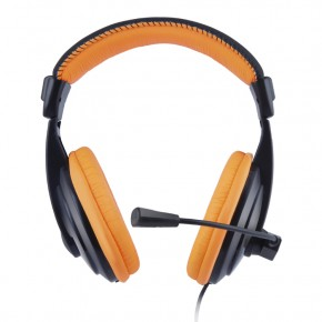 Наушники Gemix W-300 Black-orange 3