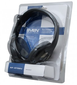 Наушники Sven AP-670MV Black 7