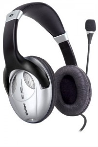 Наушники Sven GD-900MV / AP-670MV Black/Silver