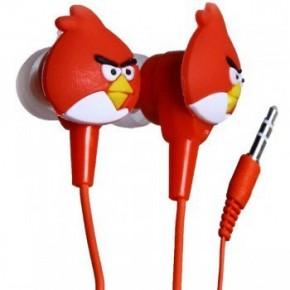 Наушники Angry Birds - купить в интернет магазине mobilluck.com.ua ... d48c5ebbe43