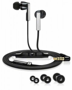 Наушники Sennheiser CX 5.00G Black (506234) 2