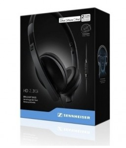 Наушники Sennheiser HD 2.30i Black 7