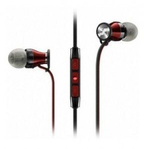 Наушники Sennheiser Momentum in-ear M2 IEG Black