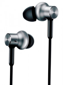 Наушники Xiaomi Mi In-Ear Headphones Pro HD Silver (ZBW4369TY)
