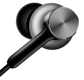 Наушники Xiaomi Mi In-Ear Headphones Pro HD Silver (ZBW4369TY) 4