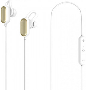 Наушники Xiaomi Mi Sports Bluetooth Earphone Youth Edition White 3