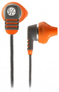 Наушники Yurbuds Venture Pro Burnt Orange (YBADVENT02ORG) 3